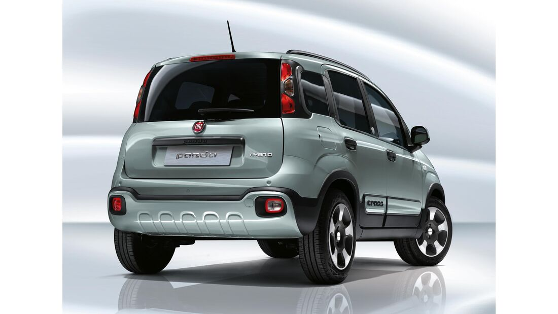 1/2020, Fiat Panda Mild Hybrid