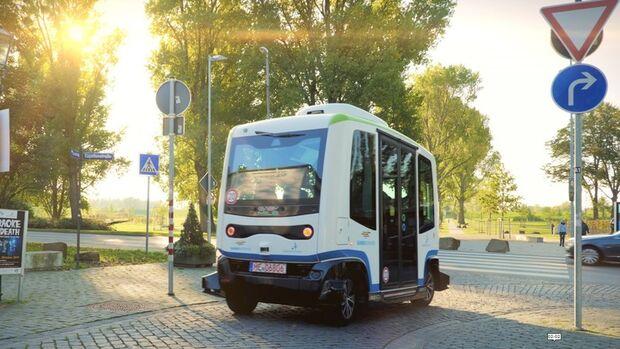 1/2020, Monheim autonomer Bus