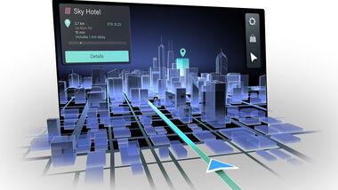 1/2021, Continental 3D Navigation