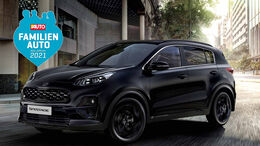 1/2021, Kia Sportage Black Edition