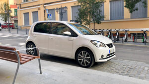 1/2021, Seat Mii Electric