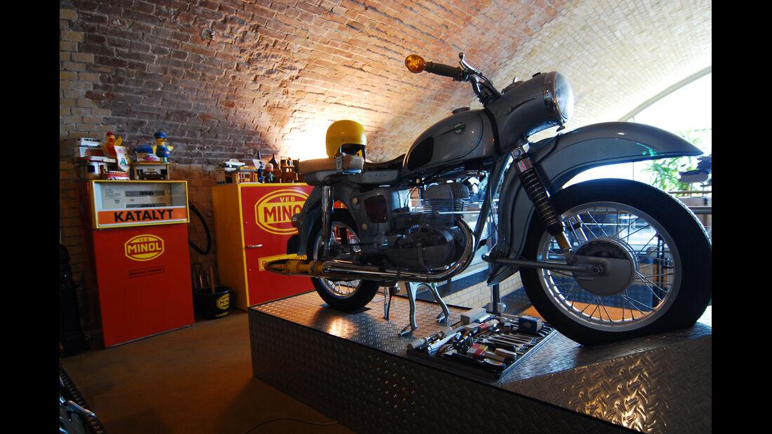 1. Berliner DDR-Motorrad-Museum
