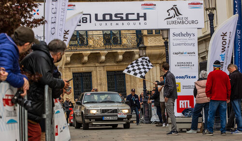 1. Luxembourg Classic 2021 Tag 2