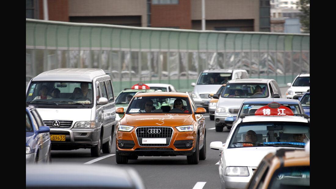 10/2011, Audi Q3 Trans China Tour 2011, Tag 5