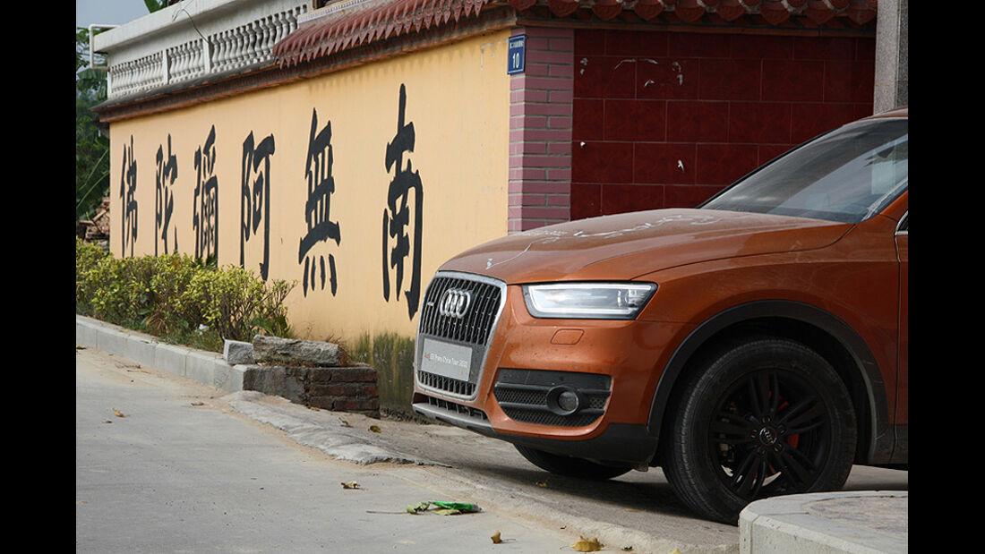 10/2011, Audi Q3 Trans China Tour 2011, Tag 7