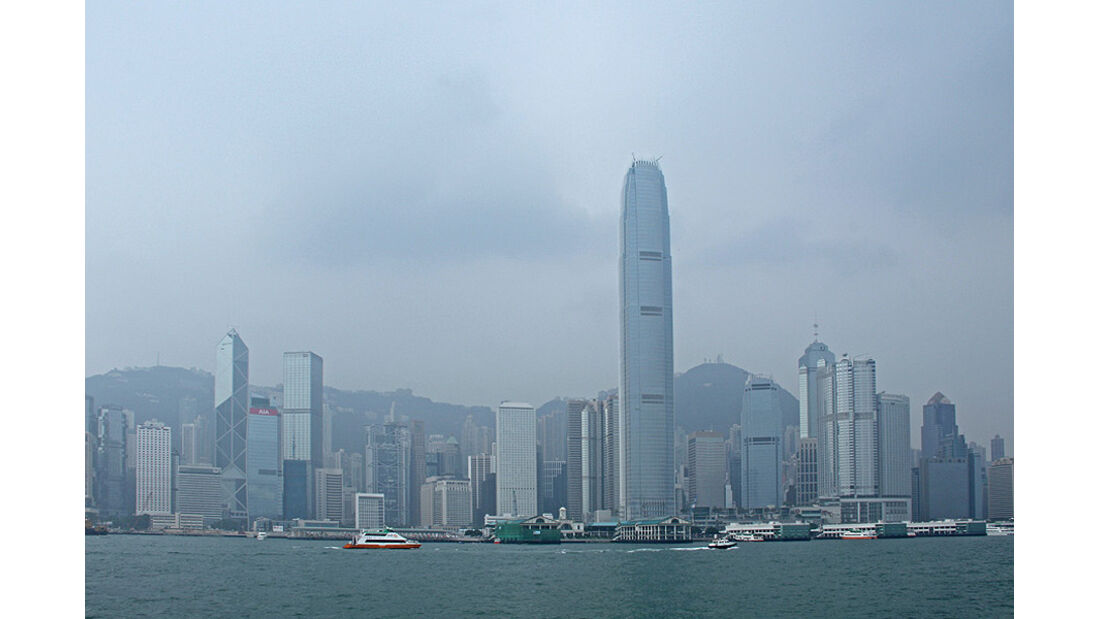 10/2011 Audi Q3 Trans China Tour 2011, Tag 9, Shenzen nach Guangzhou