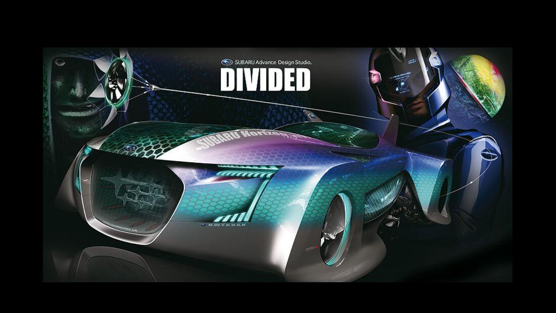 10/2011 L.A.Design Challenge 2011, Subaru Divided