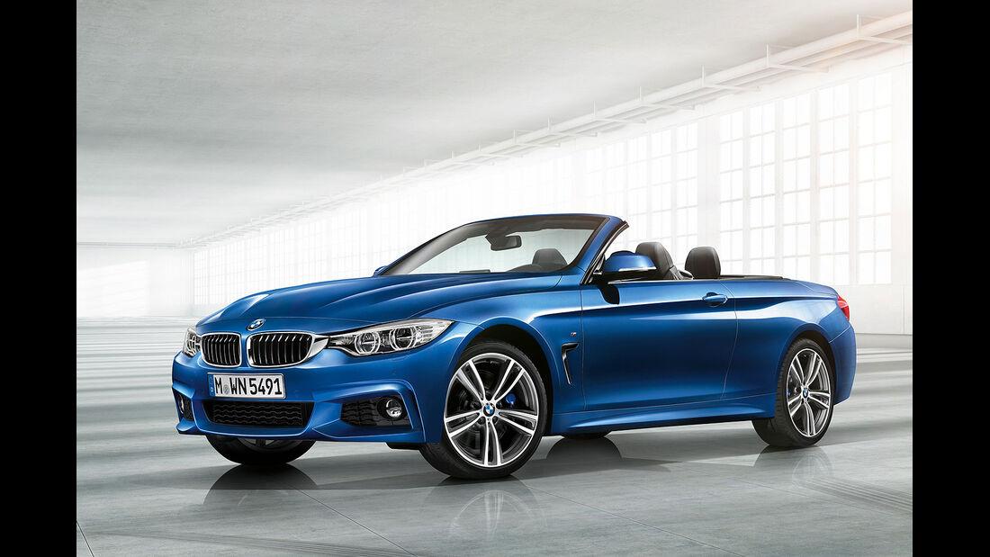 10/2013, BMW 4er Cabrio