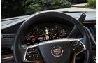 10/2013, Cadillac Escalade, Innenraum