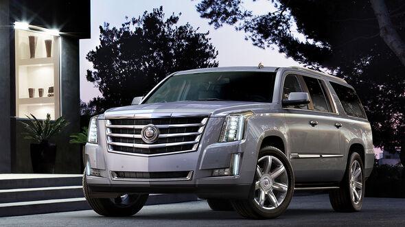10/2013, Cadillac Escalade