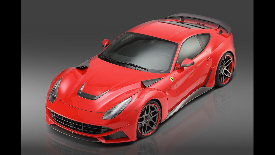 10/2013, Novitec Rosso Nlargo Ferrari F12 Berlinetta