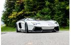 10/2014 Novitec Rosso Lamborghini Aventador LP 700-4 Roadster