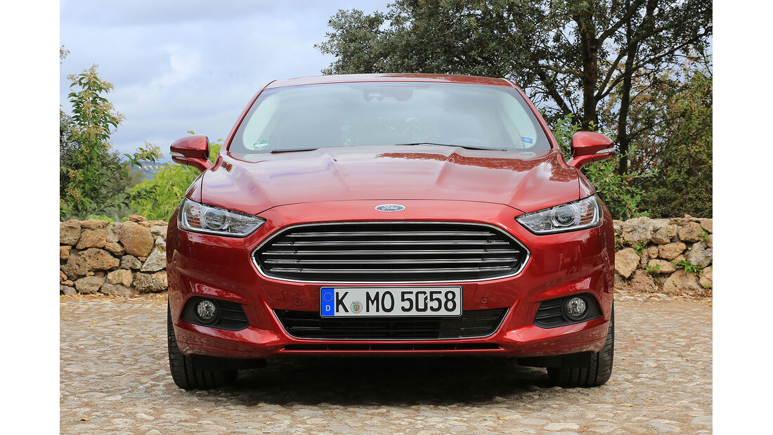 10/2014 ams 22/2014 Fahrbericht Ford Mondeo