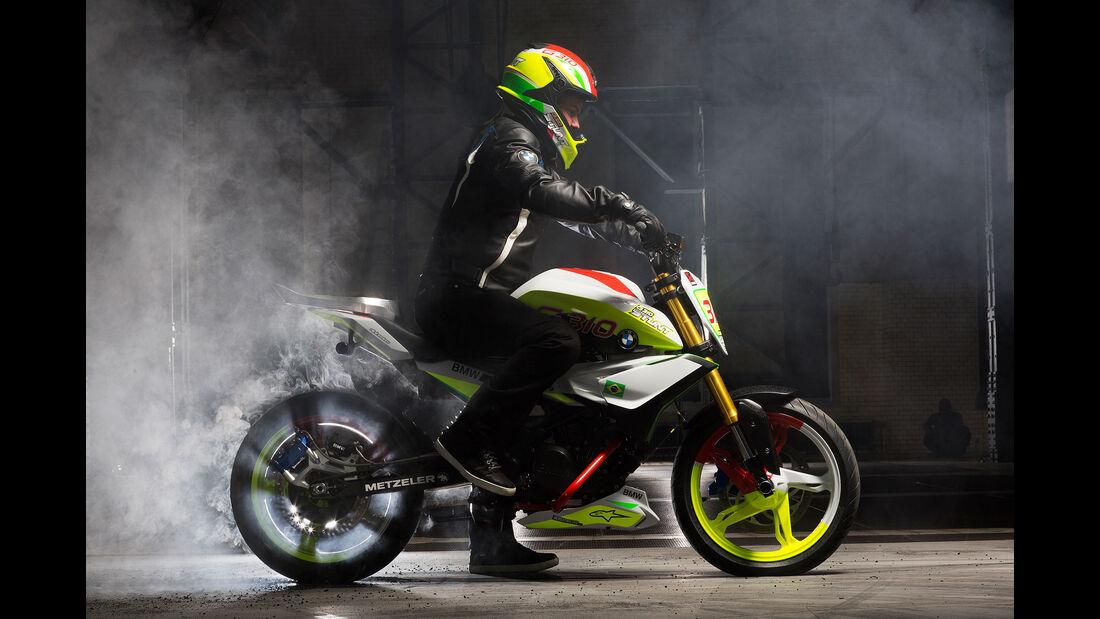 10/2015 BMW Concept Stunt G 310 Motorrad