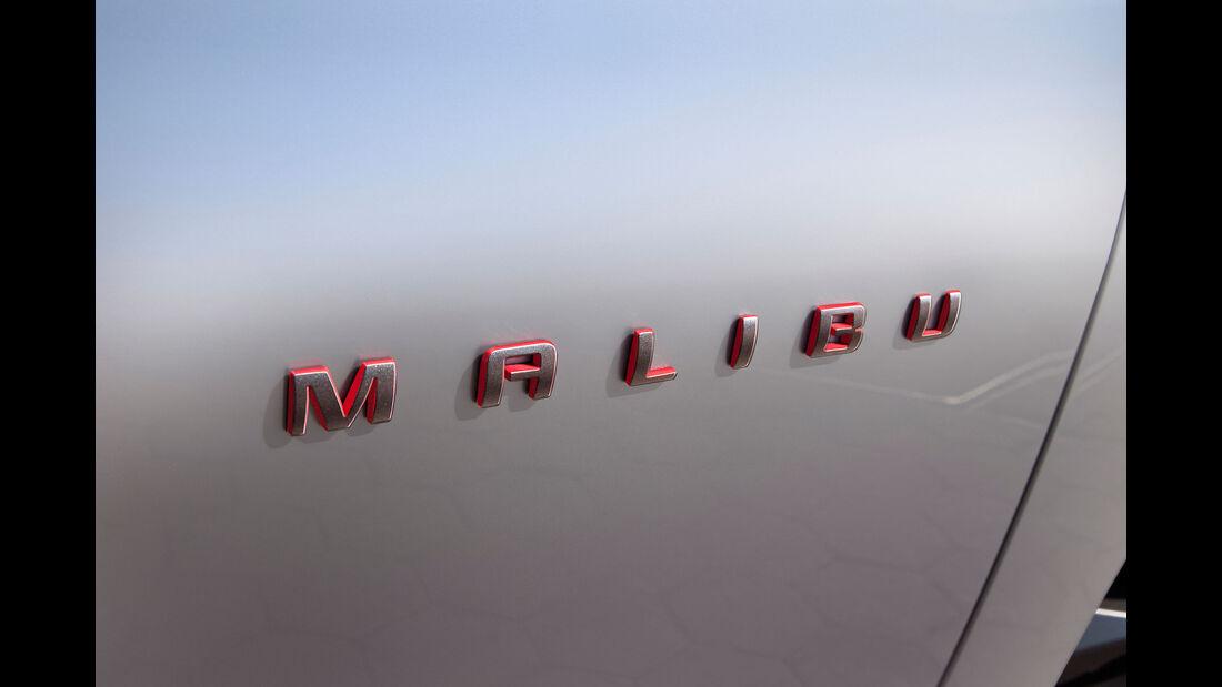10/2015 Chevrolet auf der Sema 2015 Malibu