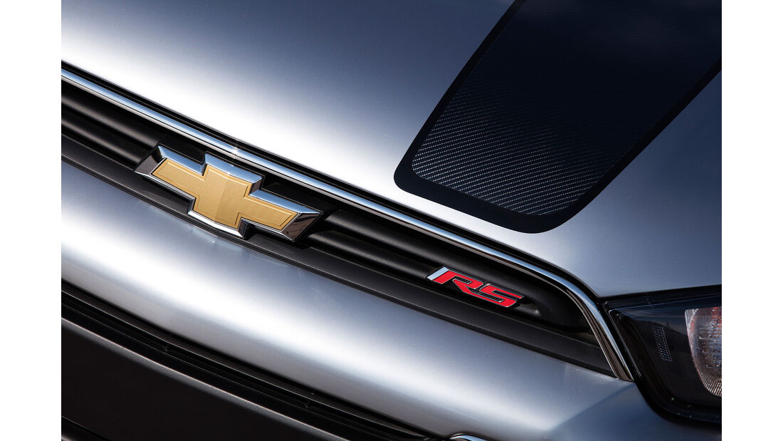 10/2015 Chevrolet auf der Sema 2015 Spark RS Concept