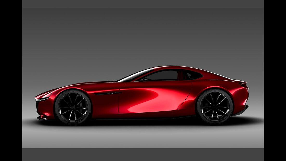 10/2015 Mazda RX-VISION Concept