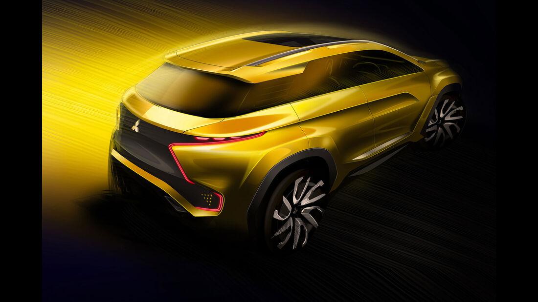 10/2015 Mitsubishi EX Concept Tokyo Motor Show