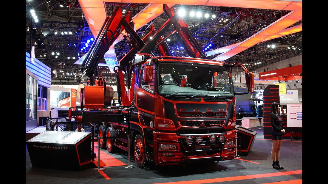 10/2015, Tokio Motor Show 2015 Fuso Truck