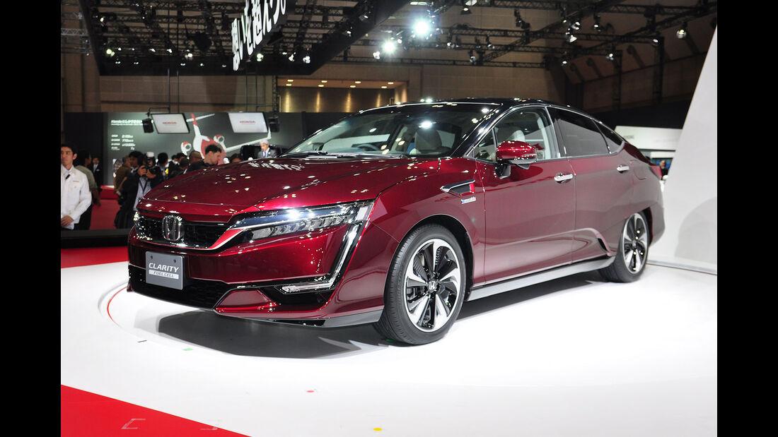 10/2015 Tokio Motor Show 2015 Honda FCV Clarity