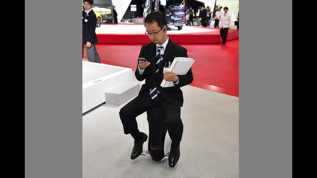 10/2015 Tokio Motor Show 2015 Honda Sitzroller