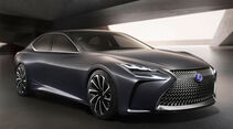 10/2015, Tokio Motor Show 2015 Lexus LF-LC