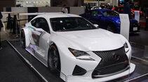 10/2015 Tokio Motor Show 2015 Lexus RC F GT3.