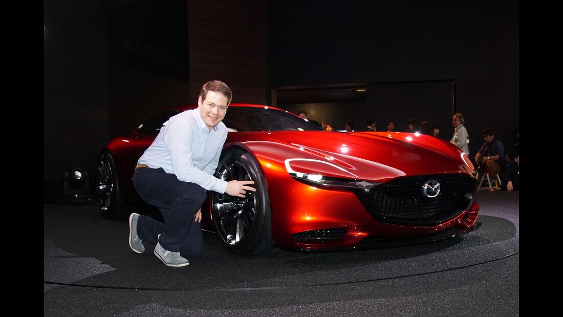 10/2015 Tokio Motor Show 2015 Mazda RX-Vision