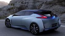 10/2015 Tokio Motor Show 2015 Nissan IDS Concept
