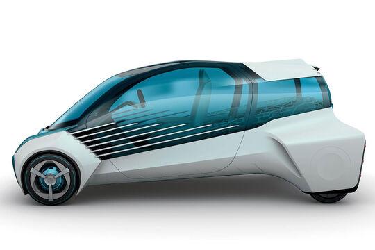 10/2015, Toyota FCV Plus Concept Tokyo Motor Show