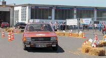 10/2015 - Urban Priol, Audi 100 GL 5S, Auktion, mokla1015