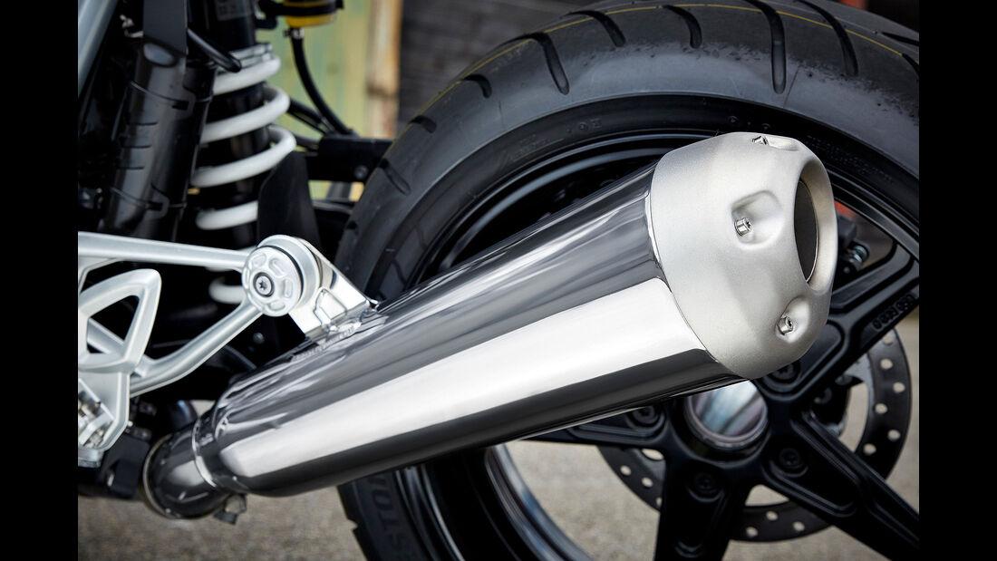 10/2016, BMW R nineT Racer Motorrad