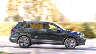 10/2017, VW Tiguan Allspace Fahrbericht Torsten Seibt