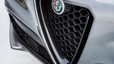 10/2018; Alfa Romeo Stelvio Modelljahr 2019