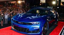10/2018, Chevrolet eCopo Camaro Concept