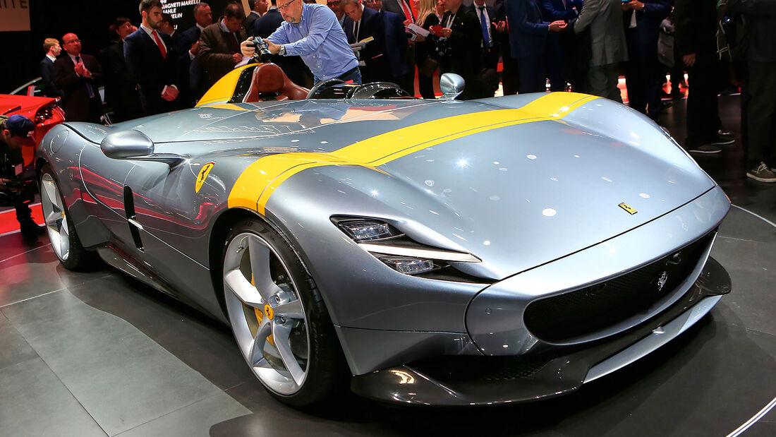 10/2018, Ferrari Monza SP1