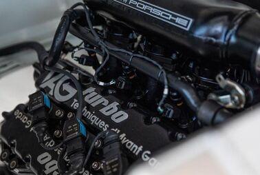Alter 911 Turbo mitMcLaren-Herz