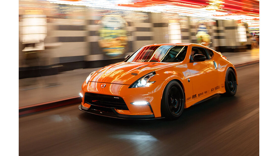 10/2018, Nissan 370Z Project Clubsport 23