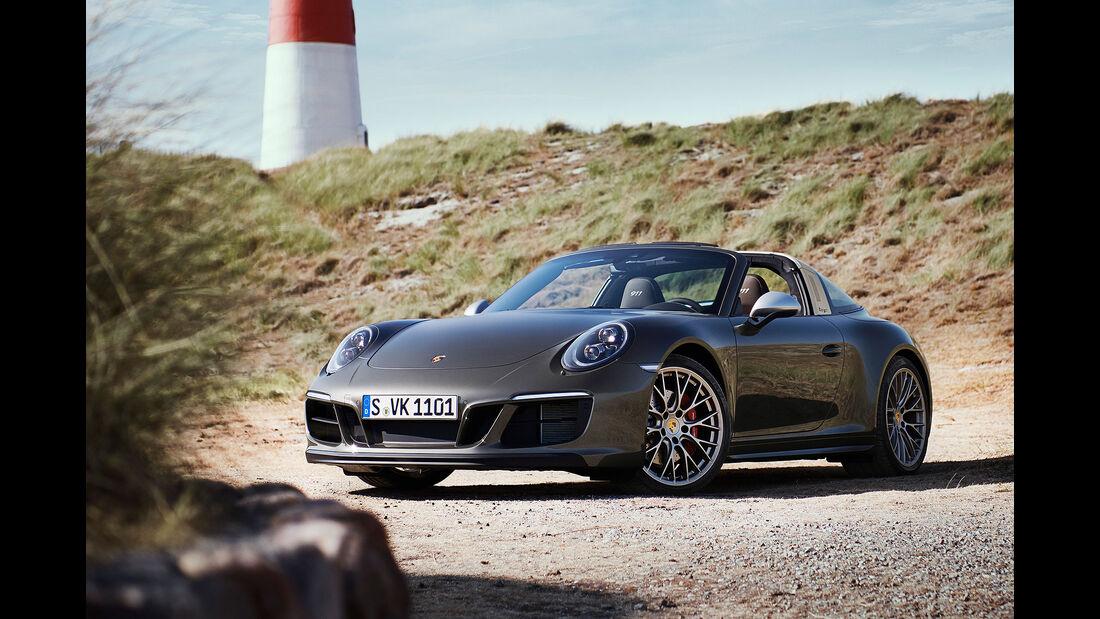10/2018, Porsche 911 Targa 4 GTS Exclusive Manufaktur Edition