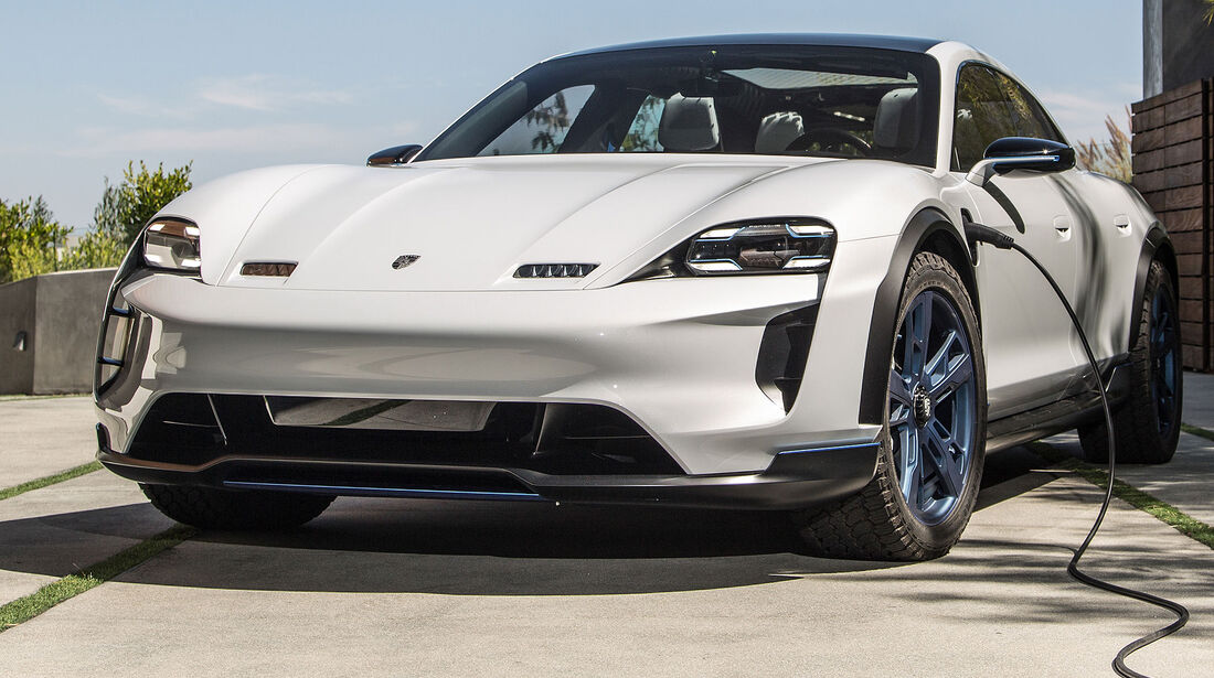 10/2018, Porsche Taycan