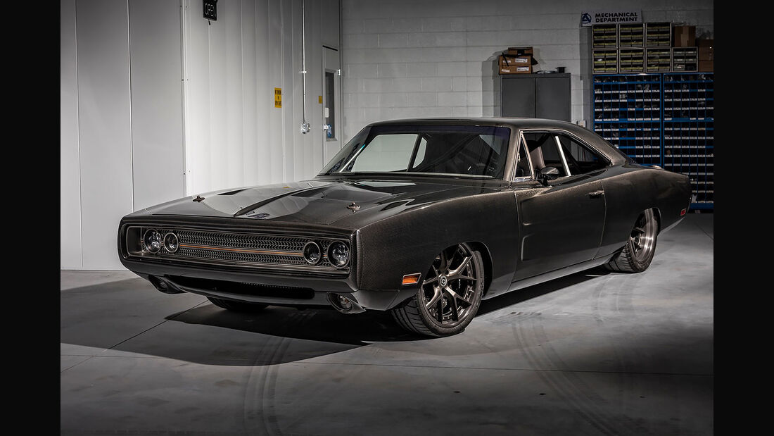 10/2018, Speedkore 1970 Dodge Charger