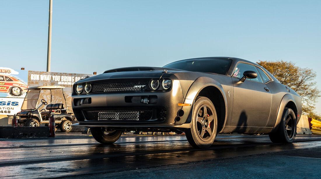 10/2018; Speedkore Dodge Challenger SRT Demon