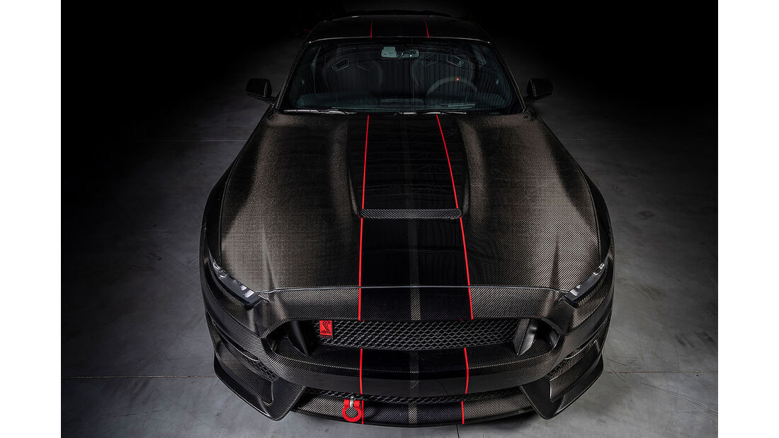 10/2018, Speedkore Ford Mustang Shelby GT350R