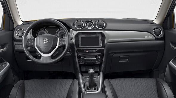 10/2018, Suzuki Vitara Facelift 2018