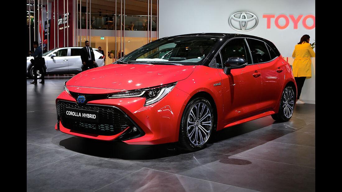 10/2018, Toyota Corolla Autosalon Paris 2018