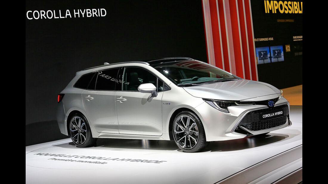 10/2018, Toyota Corolla Touring Sports Autosalon Paris 2018