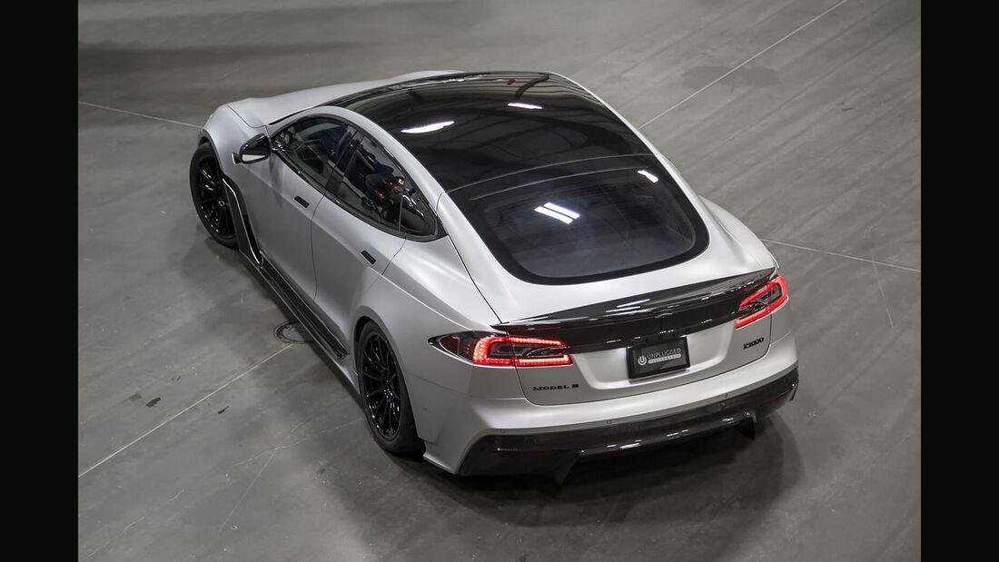 10/2018, Unplugged Performance Tesla Model S