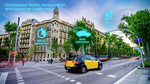 10/2018, VW Quantencomputer Barcelona