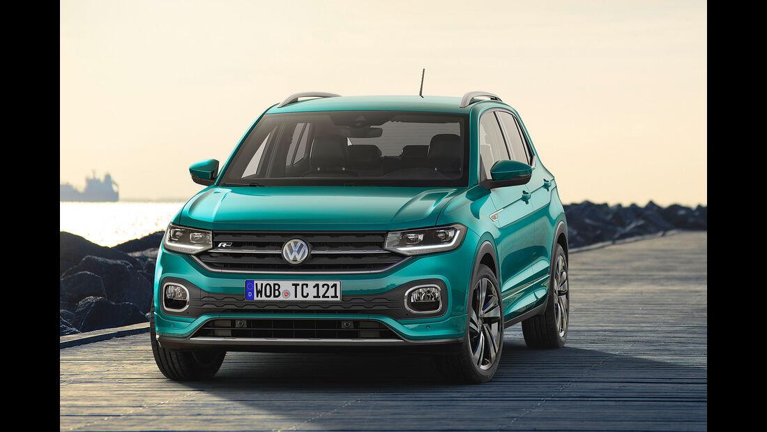 10/2018 VW T-Cross