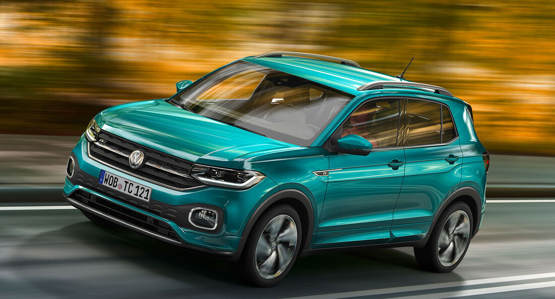 10/2018 VW T-Cross